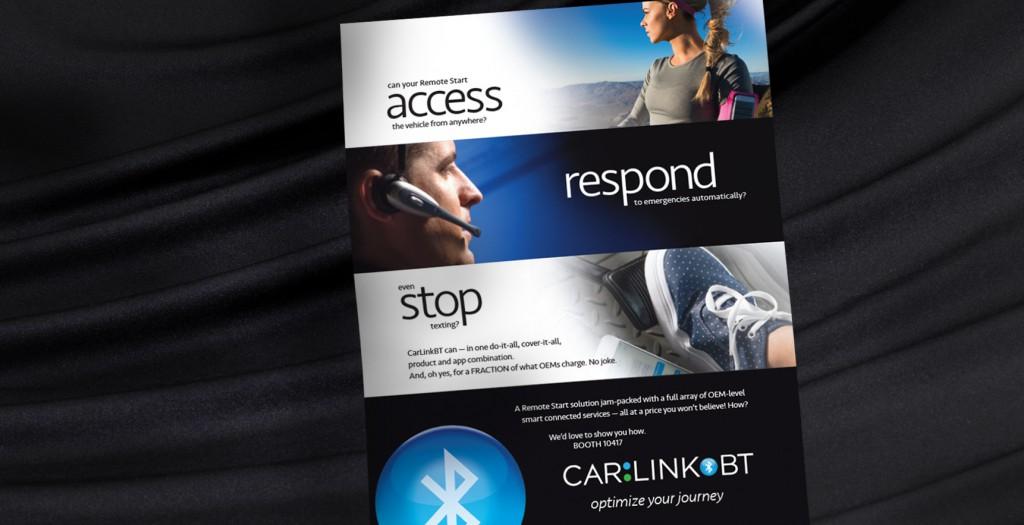 Carlink BT ad